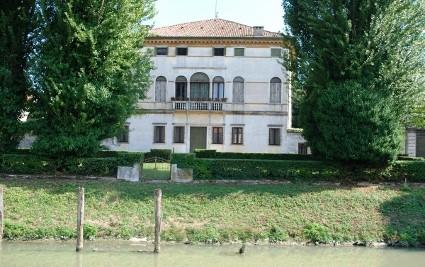 Villa Querini, della Francesca, Tiozzo